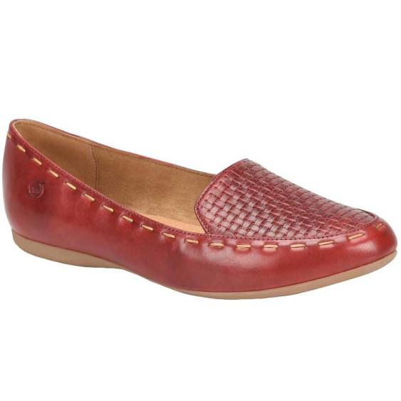 Born Maple Red Full Grain F57905 (Women's)