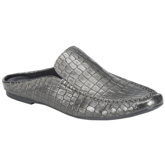 Born Capricorn Pewter Croc F57714 (Women's)