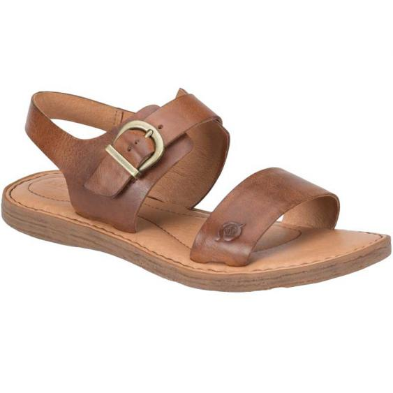 Born Selway British Tan Full Grain F61516 (Women's)