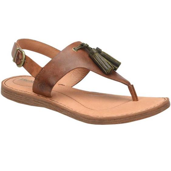Born St. Joe British Tan Full Grain F61916 (Women's)