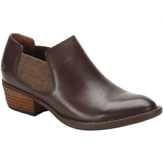 Born Dallia Dark Brown Full Grain F52123 (Women's)