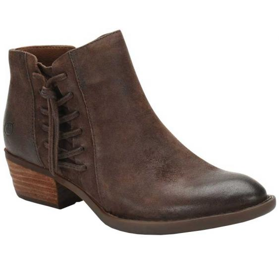Born Bessie Dark Brown (Castagno) F36452 (Women's)