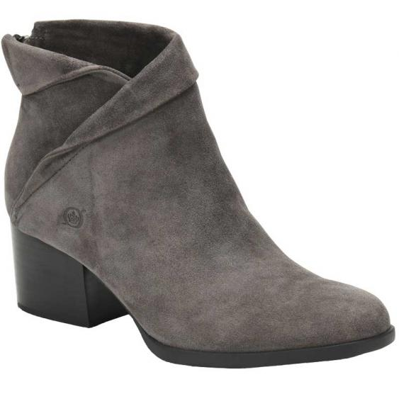 Born Abbe Dark Grey F70142 (Women's)