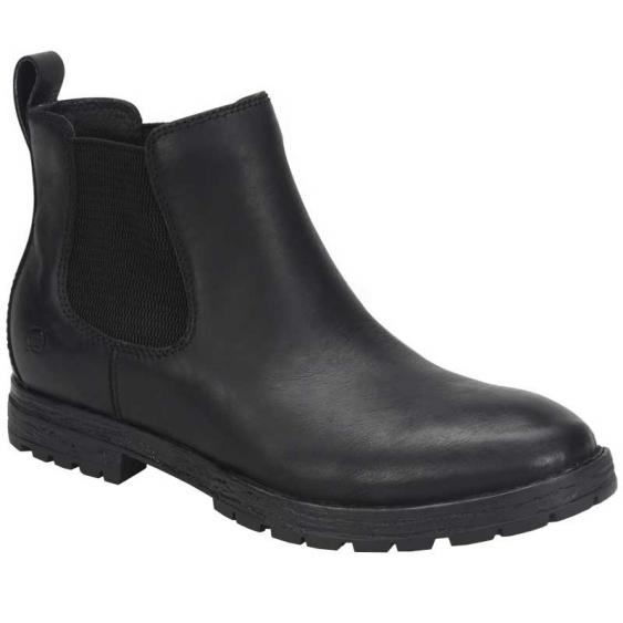 Born Pike Black Full Grain H58403 (Men's)