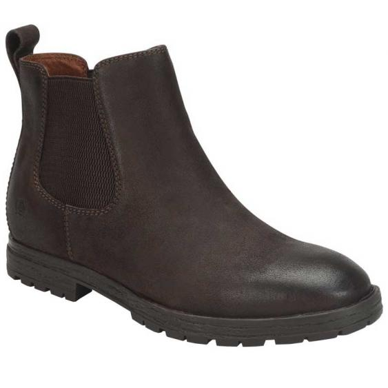 Born Pike Dark Brown Suede H58423 (Men's)