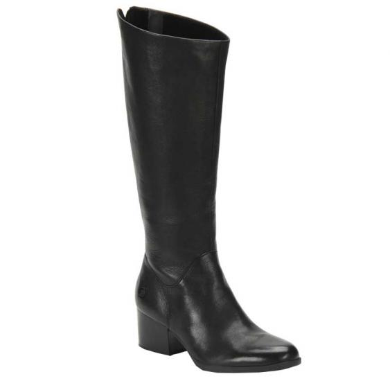Born Audriana Black Full Grain F70203 (Women's)