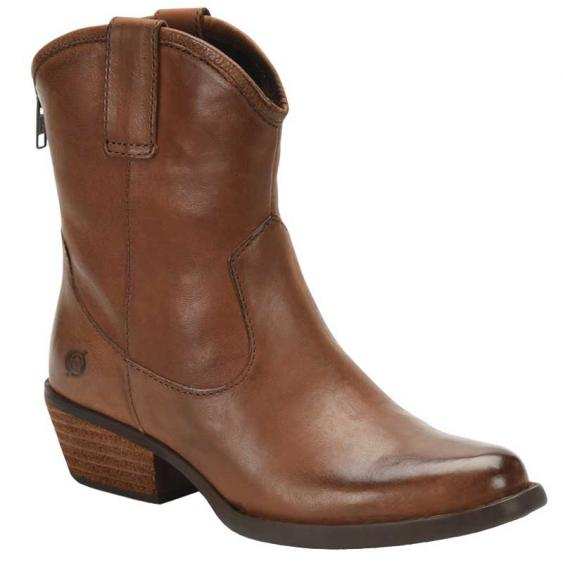 Born Wynd Brown Full Grain F71606 (Women's)