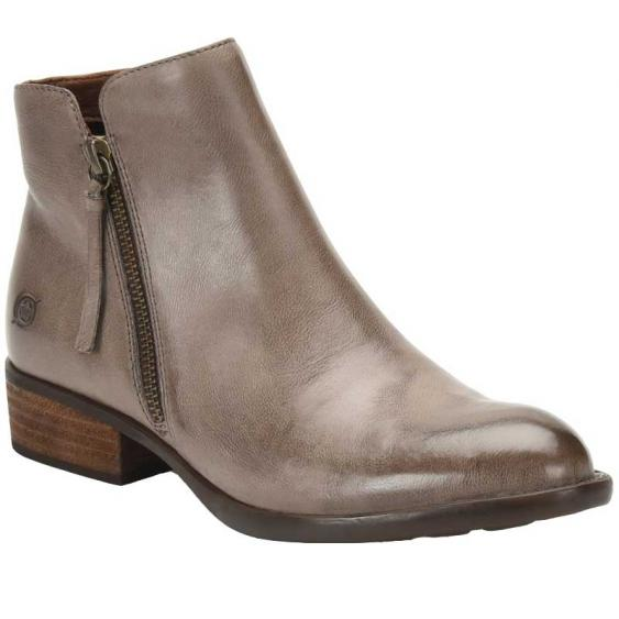 Born Olio Grey Full Grain F71822 (Women's)