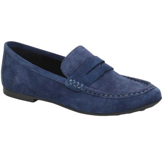 Born Barnstable Navy F73236 (Women's)