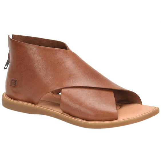 Born Iwa Brown Full Grain F78006 (Women's)