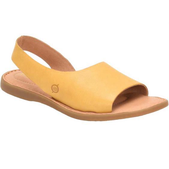 Born Inlet Yellow (Ocra) Full Grain BR0002207 (Women's)