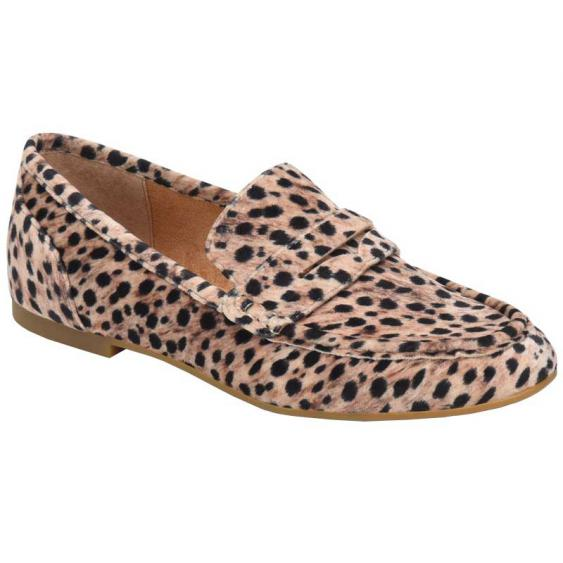 Born Betti Black/ Natural Print BR0007500 (Women's)