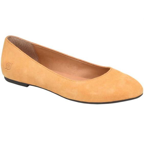 Born Adour Mustard Yellow BR0009207 (Women's)