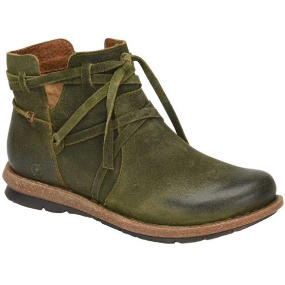 Born Tarkiln Olivo Green F59129 (Women's)