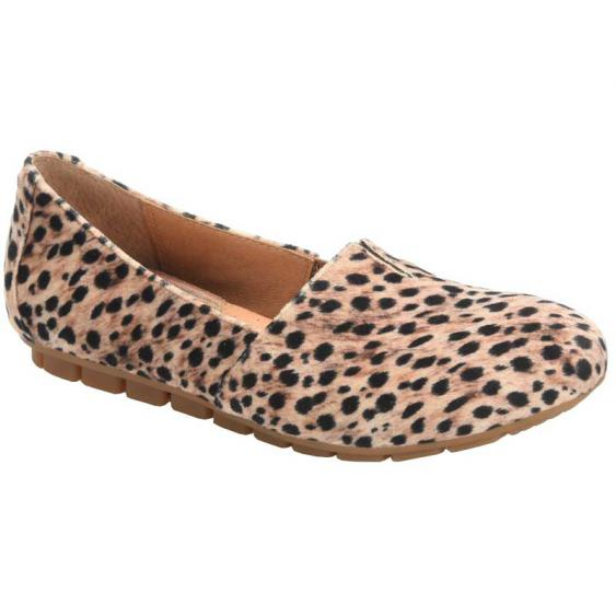 Born Sebra Black/ Natural Leopard BR0009100 (Women's)