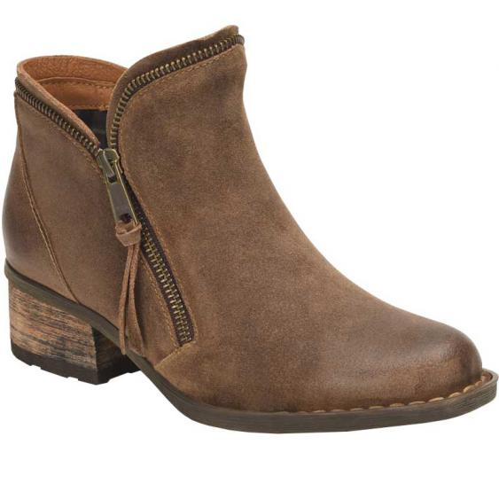Born Montoro Natural (Avola) Suede BR0014171 (Women's)