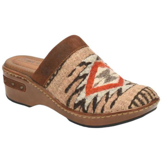 Born Bandy Brown (Glazed Ginger) BR0010106 (Women's)