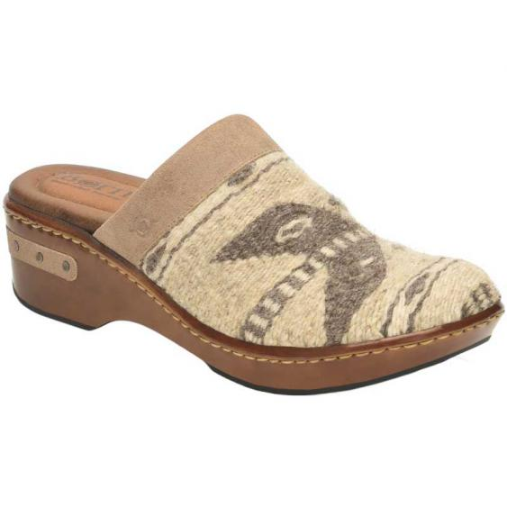 Born Bandy Taupe (Birch) BR0010117 (Women's)