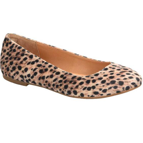 Born Adour Black/ Natural Cheetah BR0009209 (Women's)