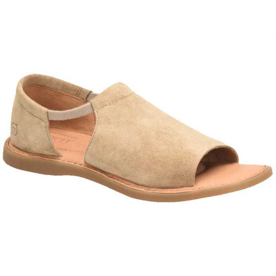 Born Cove Modern Taupe Suede BR0019517 (Women's)