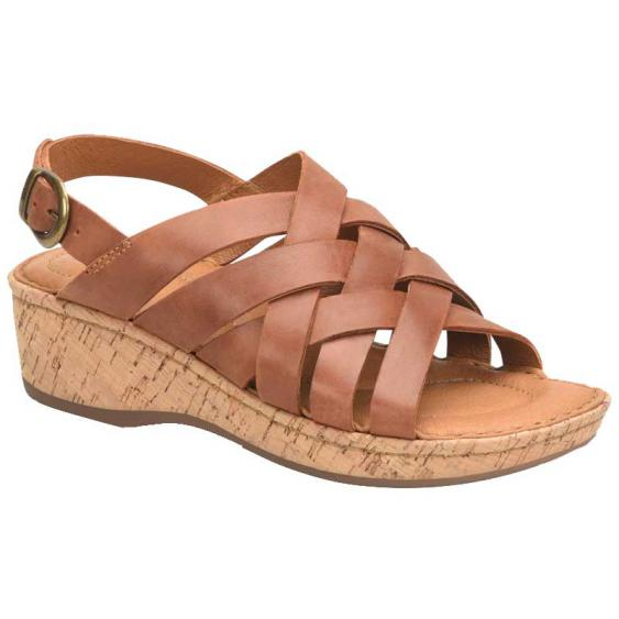Born Laila Brown (Cinnamon) Full Grain BR0021206 (Women's)