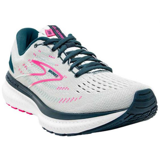 Brooks Glycerin 19 Ice Flow/Navy/Pink 120343-110 (Women's)