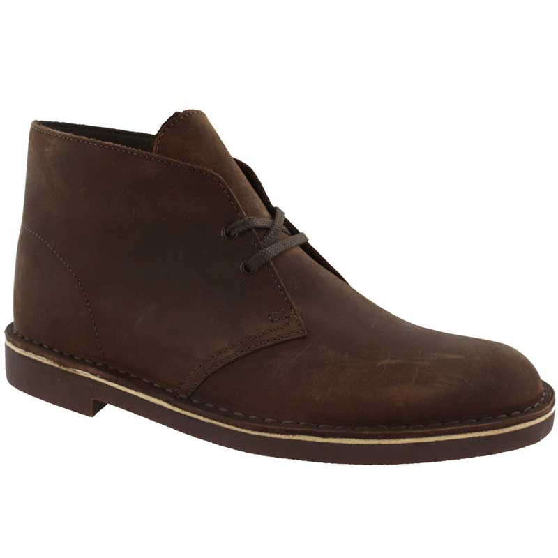 Clarks Bushacre 2 Beeswax Leather