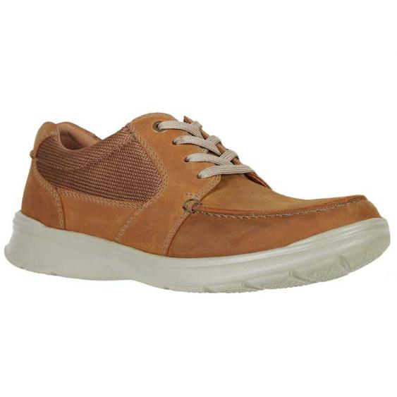 Clarks Cotrell Lane Tan Combination Leather 26148651