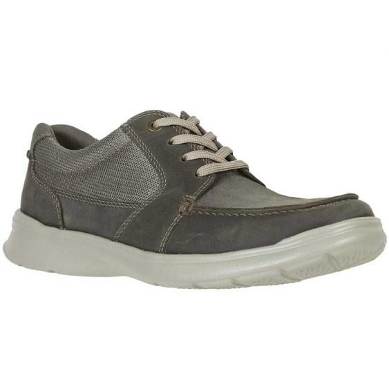 Clarks Cotrell Lane Olive Combination Leather 26148652