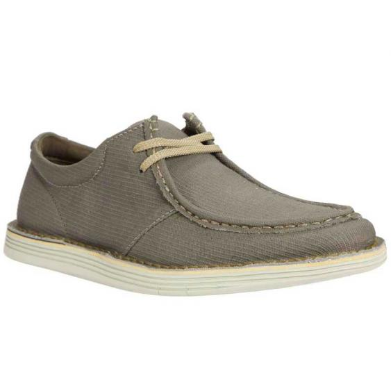 Clarks Forge Run Olive Canvas 26157911 (Men's)