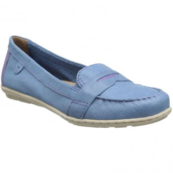 Cobb Hill by Rockport Zoey Loafer Blue CBQ02BL (Women's)