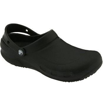 Crocs Bistro Black 10075-001 (Unisex)