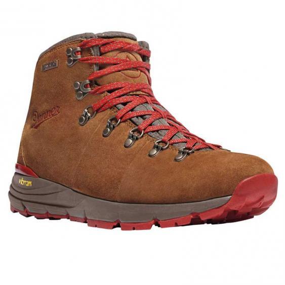 Danner Mountain 600 Brown/ Red 62245 (Women's)