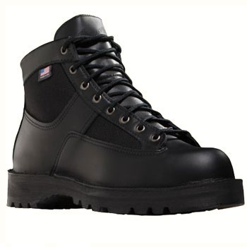Danner Patrol 6 inch 25200 Gore-Tex Black Leather (Unisex)