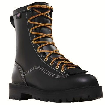 Danner Super Rain Forest 8-in Black 11700 GTX Thinsulate (Men's)