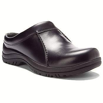 Dansko Wil Black Smooth Leather 8700-020200 (Men's)