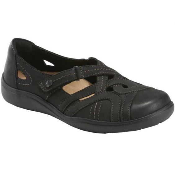 Earth Paxton Pansy Black 207103W-001 (Women's)