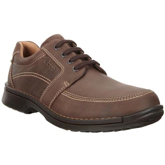 ECCO Fusion II Tie Cocoa Brown 500104-02482 (Men's)