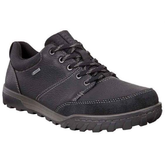 ECCO Urban Ely GTX Black Suede 830704-02001 (Men's)