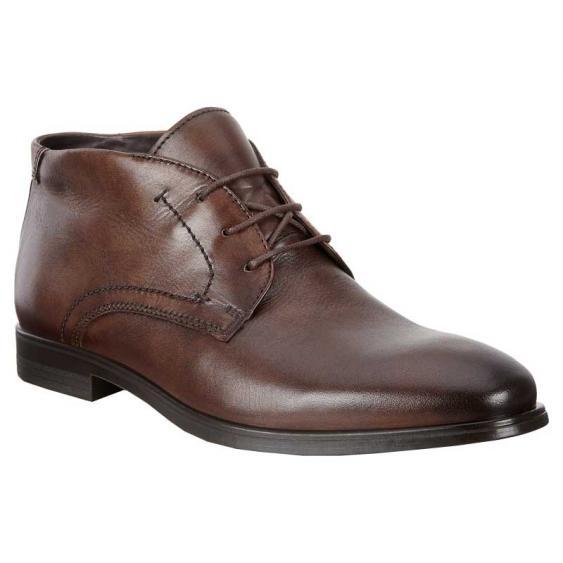ECCO Melbourne Boot Cocoa Brown 621614-01482 (Men's)