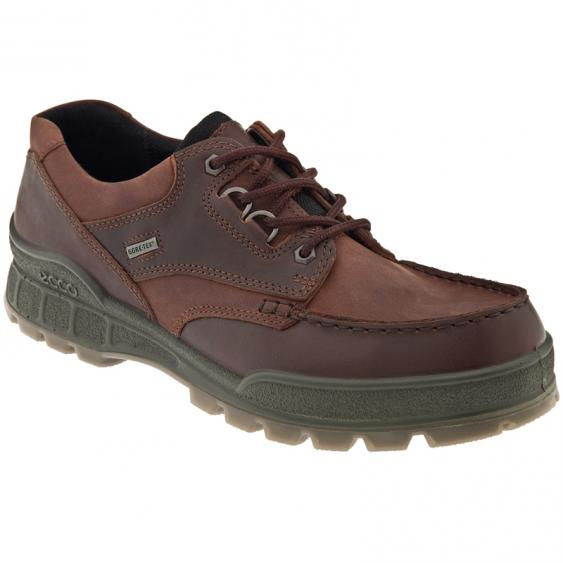 ECCO Track II Low Moc Bison Nubuck 01944-741 (Men's)