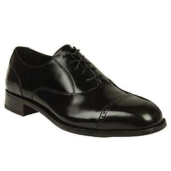 Florsheim Lexington Cap Toe Black 17067-01 (Men's)