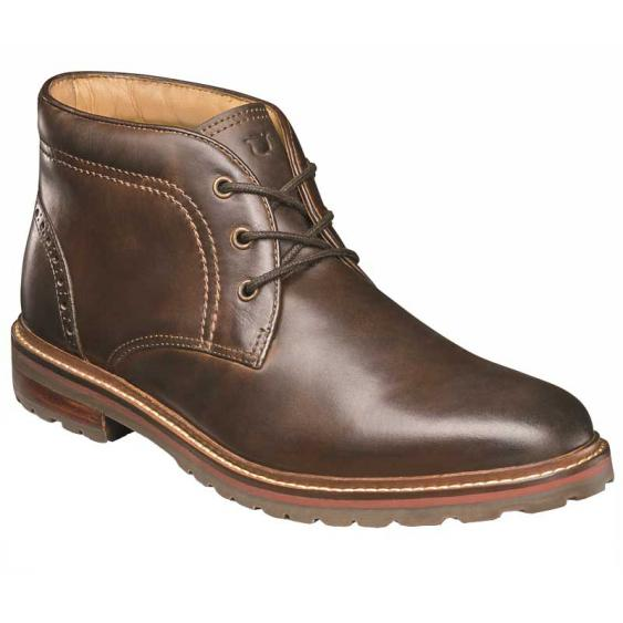 Florsheim Estabrook Chukka Boot Brown Crazy Horse 14231-215 (Women's)