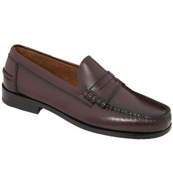 Florsheim Berkley Penny Loafer Burgundy 17058-05 (Men's)