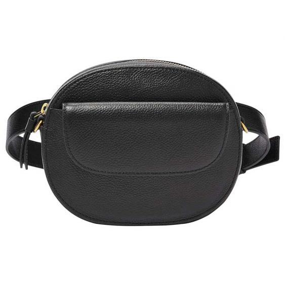 Fossil Serena Belt Bag Black ZB7975001 (Women's)