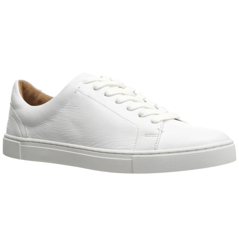 Frye Ivy Low Lace White 3471183-WHT