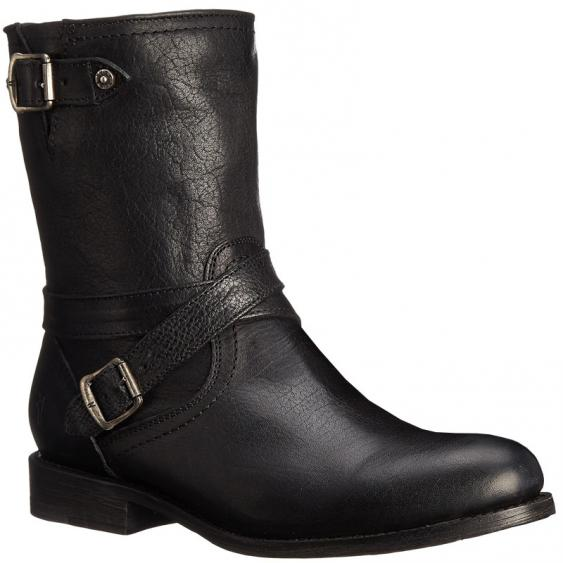 Frye Jayden Cross Engineer Black 3476316-BLK (Women's)