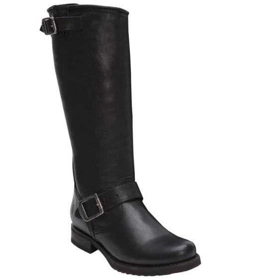 Frye Veronica Slouch Black 76602 (Women's)