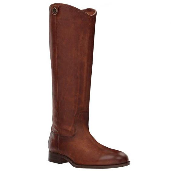Frye Melissa Button 2 Cognac 347449-COG (Women's)