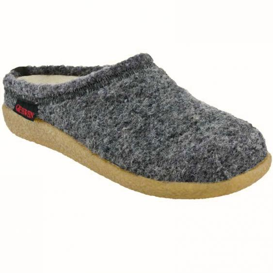 Giesswein Veitsch Lodge Shoe Schiefer Grey (Women's)